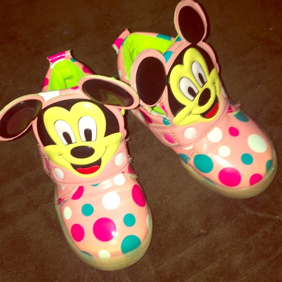 Other - Mickey Mouse Sneakers